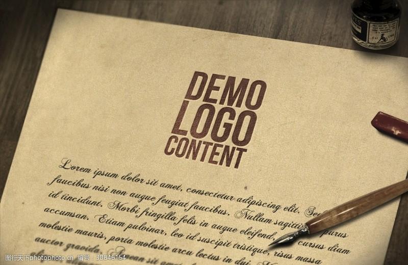 logo效果LOGO效果展示樣機