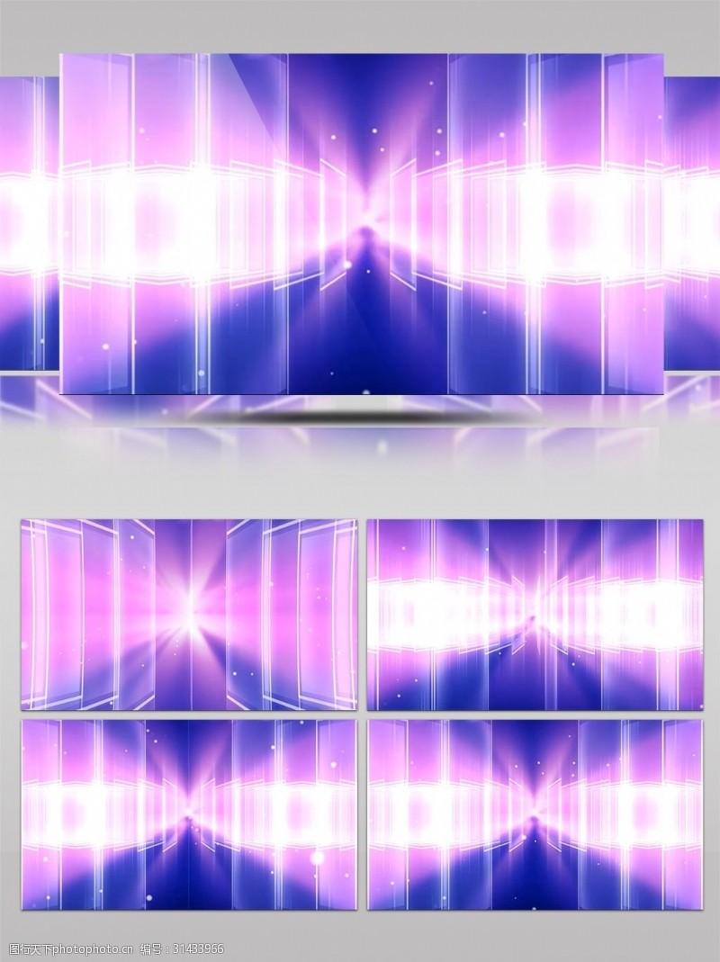 led视频炫彩特效LED视频背景素材