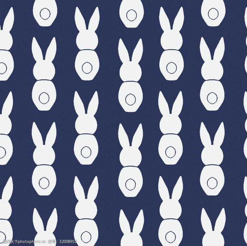 兔子四方连续图