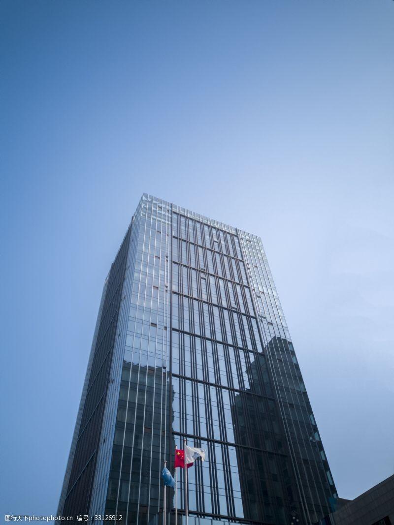 城市建筑系列之高層寫字樓