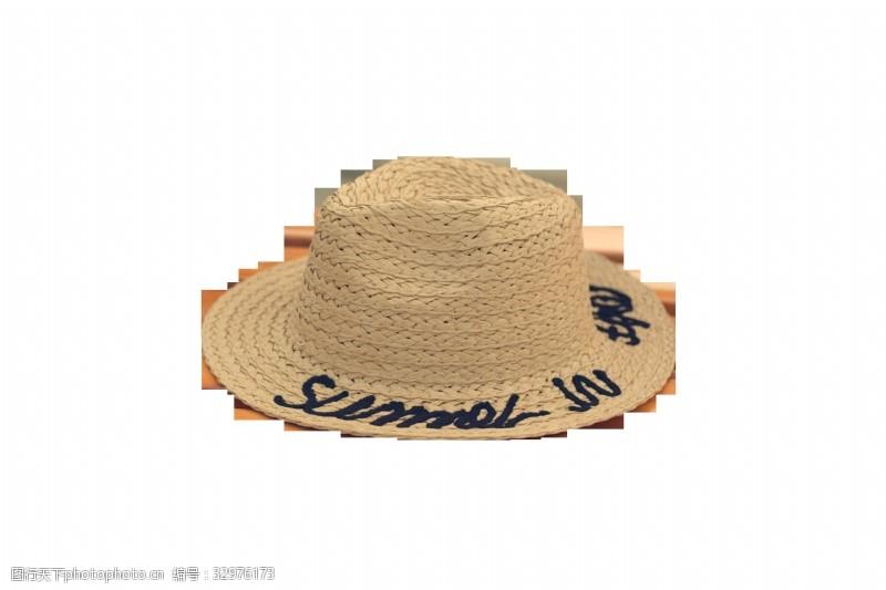 好看大方精致的草帽