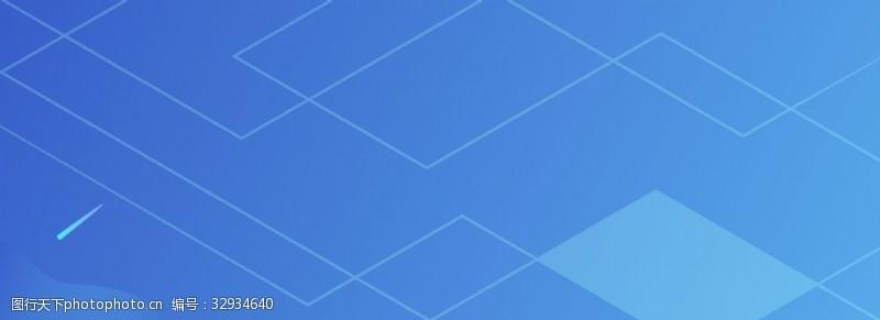 蓝色科技金融背景