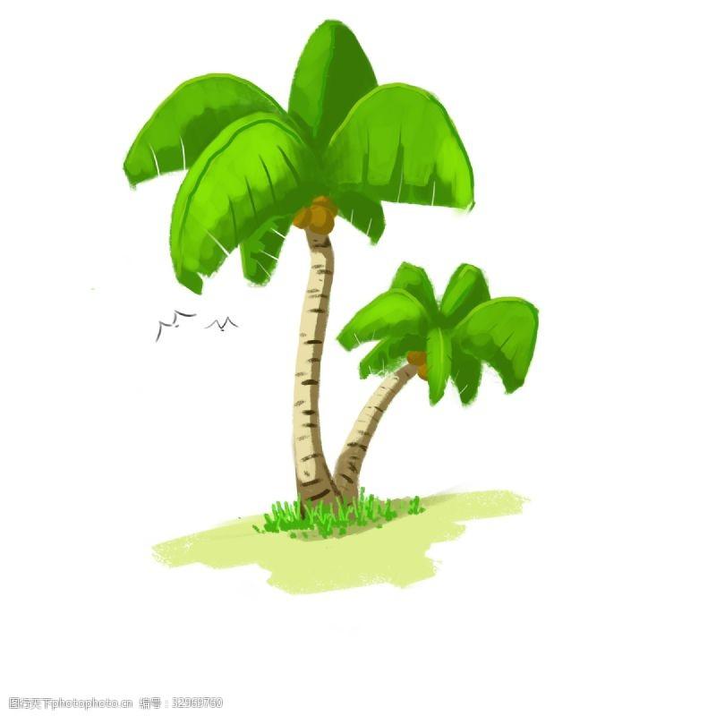 一棵椰子树图片素材2019简约设计图片家庭装修图片
