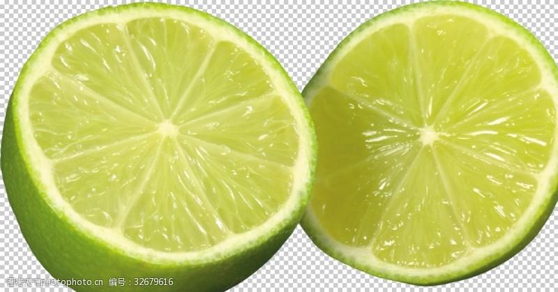 青柠檬素材