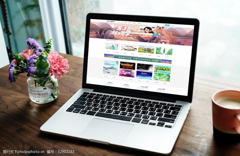 mac樣機展示素材