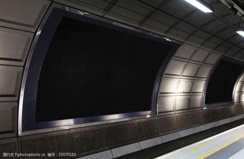 地鐵廣告牌樣機