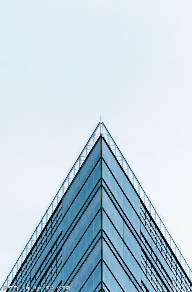 城市建筑房屋高樓大廈樓