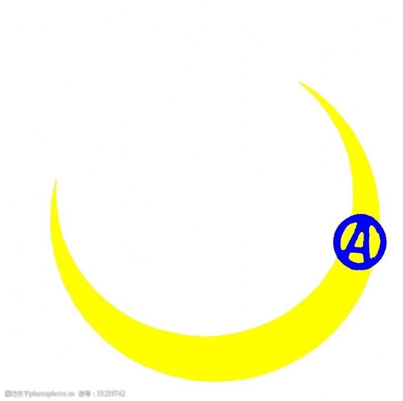 月亮聯盟底圖