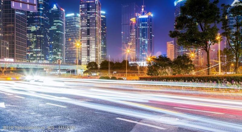 城市高樓大廈科幻圖片素材壁紙