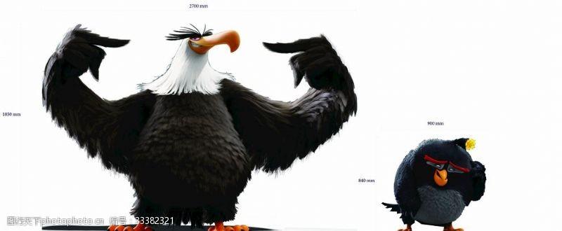jpg愤怒小鸟图片素材JPG