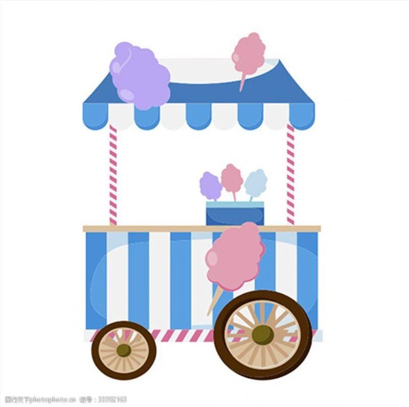 寶寶宴冰淇淋推車卡通可愛