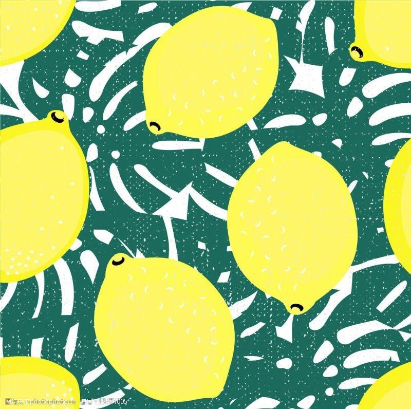柠檬简笔画