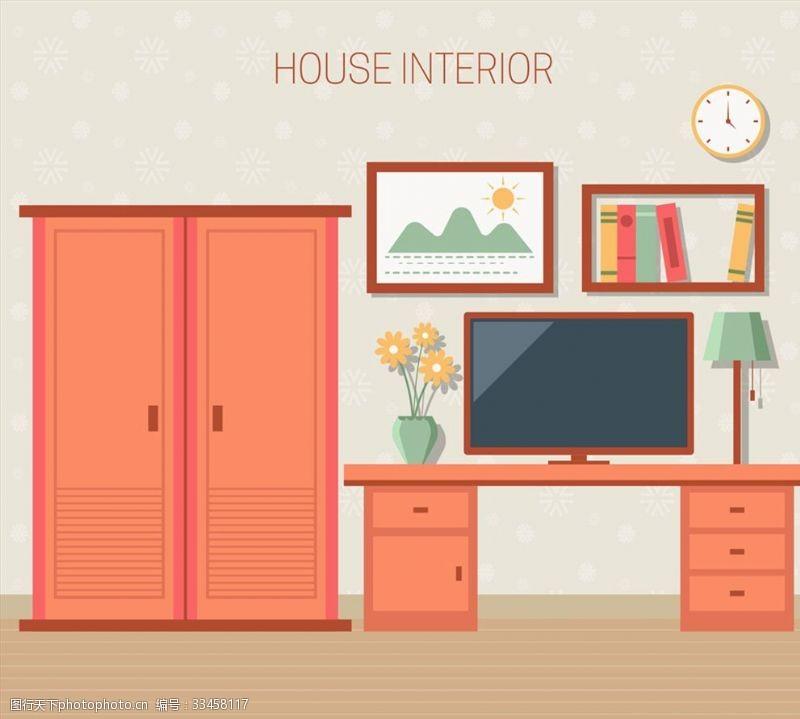 創意彩色臥室設計