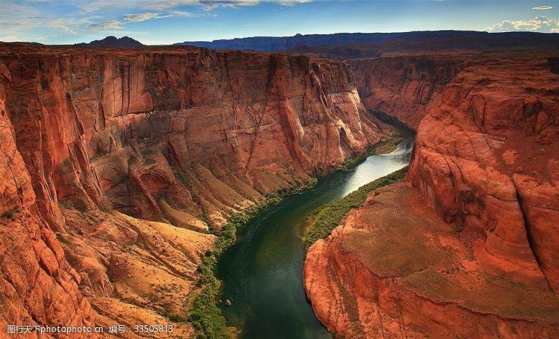 美國亞利桑那州自然風光