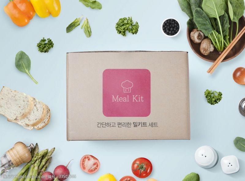 美食海报食物素材食物广告