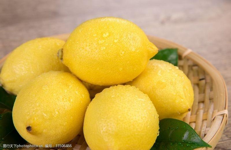 柠檬手抄报