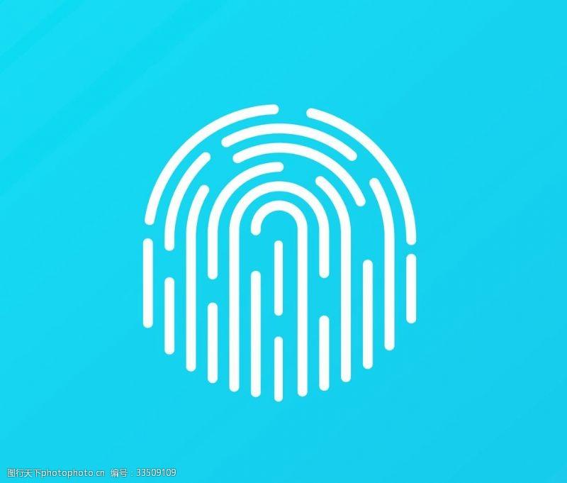 源文件蓝色指纹