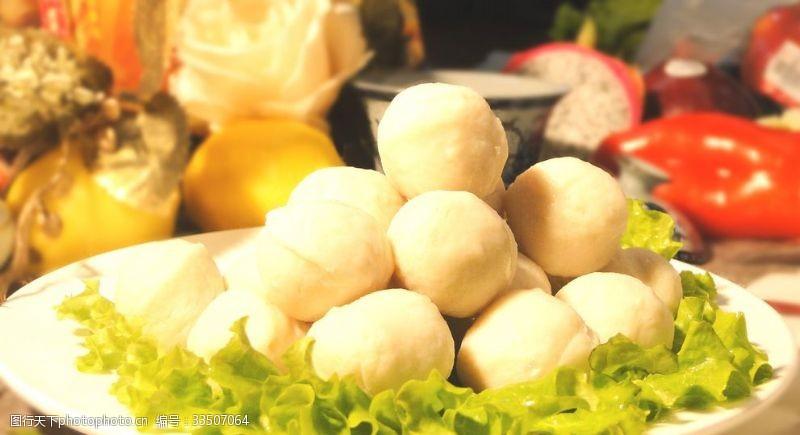 水饺龙泉鱼丸