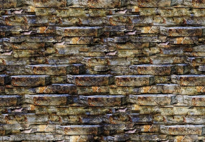 300dpi石墙