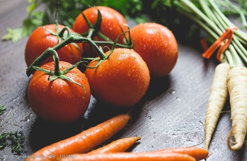 海报西红柿