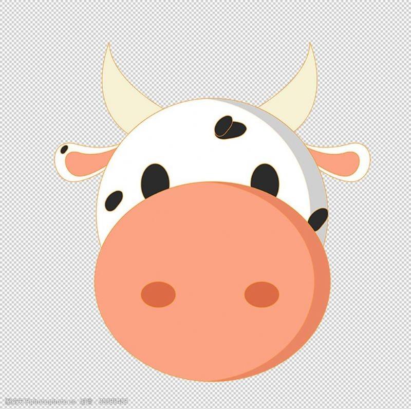 卡通牛相关图片