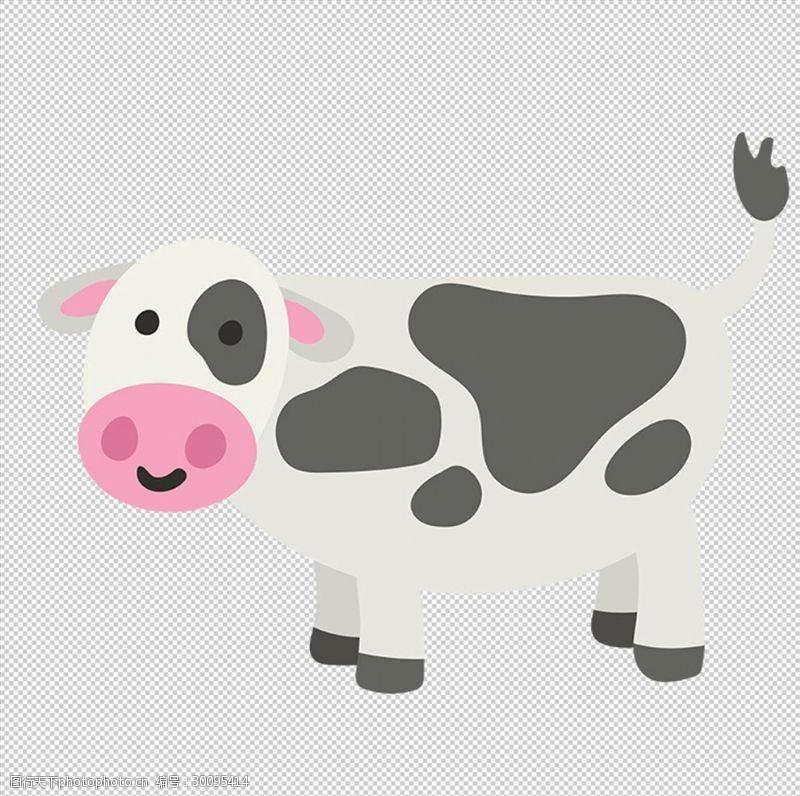 卡通牛相关广告