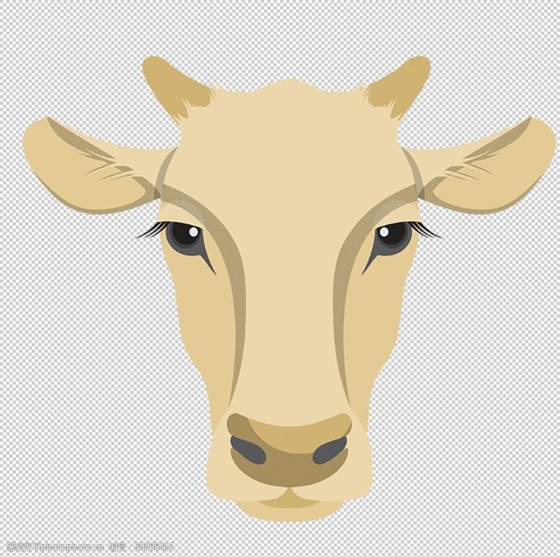 卡通牛相关海报
