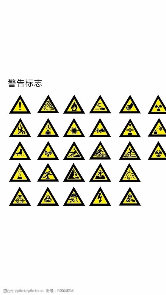 紧急疏散图标识