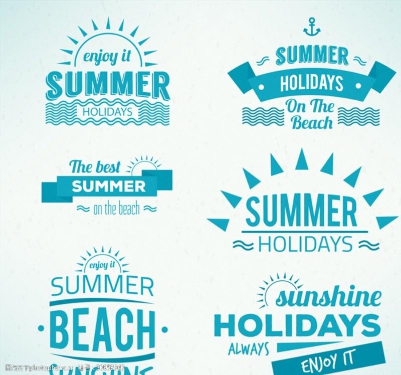 beach夏天