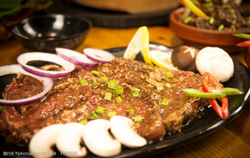 泥炉烤肉秘制烤肉