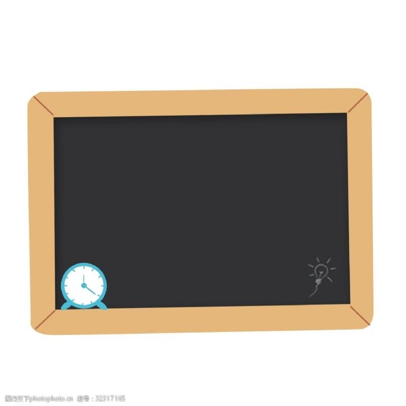 创意寒假班开课啦黑板