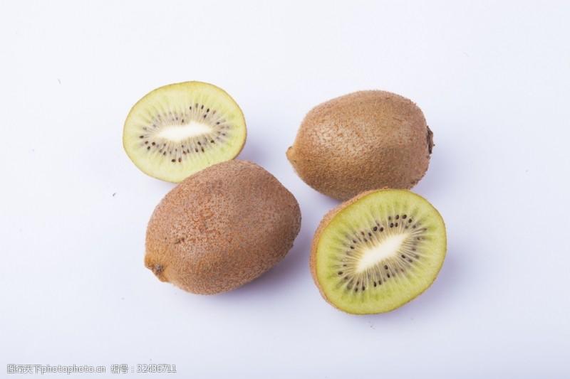 水果汁实物图摄影图水果猕猴桃2