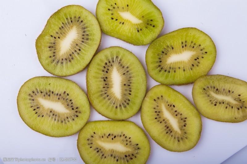 水果汁新鲜水果猕猴桃实物图摄影图1