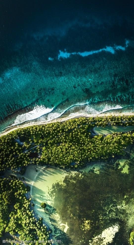 天堂岛马尔代夫