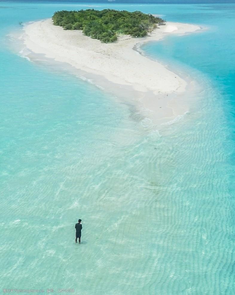 马尔代夫海景马尔代夫海岛