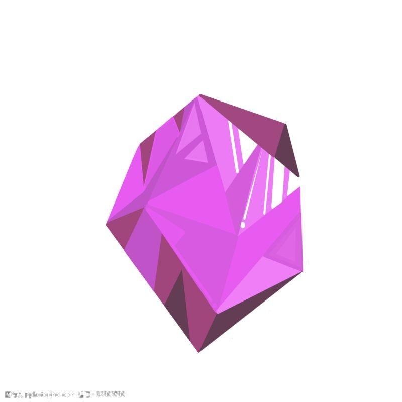 钻石彩色宝石彩色钻石切割宝石免扣
