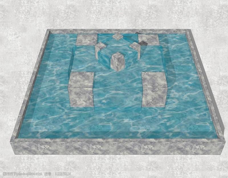喷泉设备喷泉