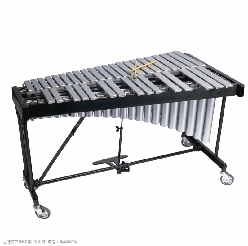 外国乐器木琴