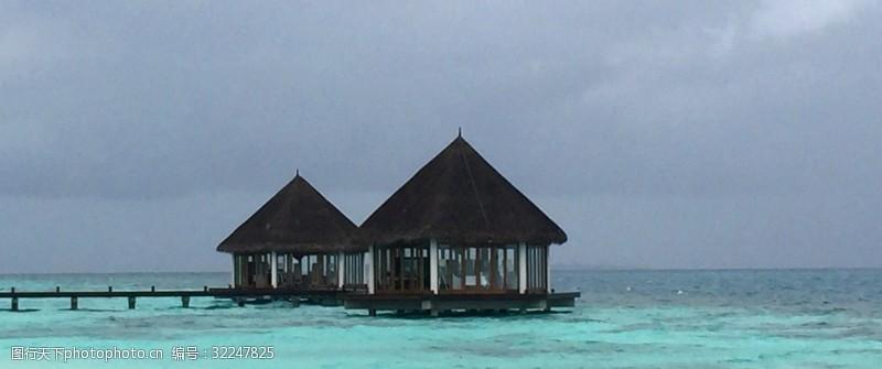 马尔代夫海景海上酒店