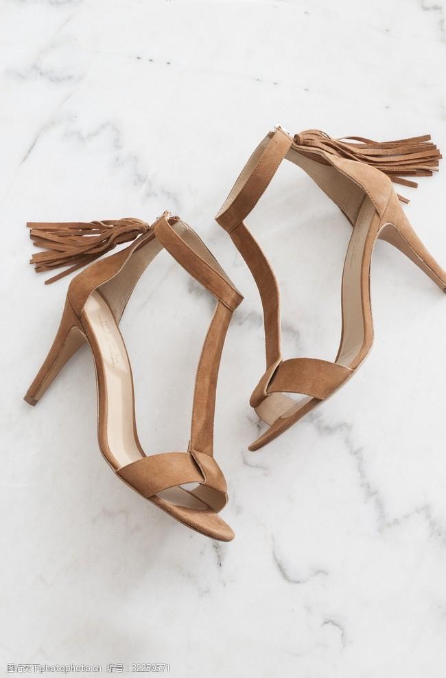 鞋样女鞋高跟鞋优雅鞋子