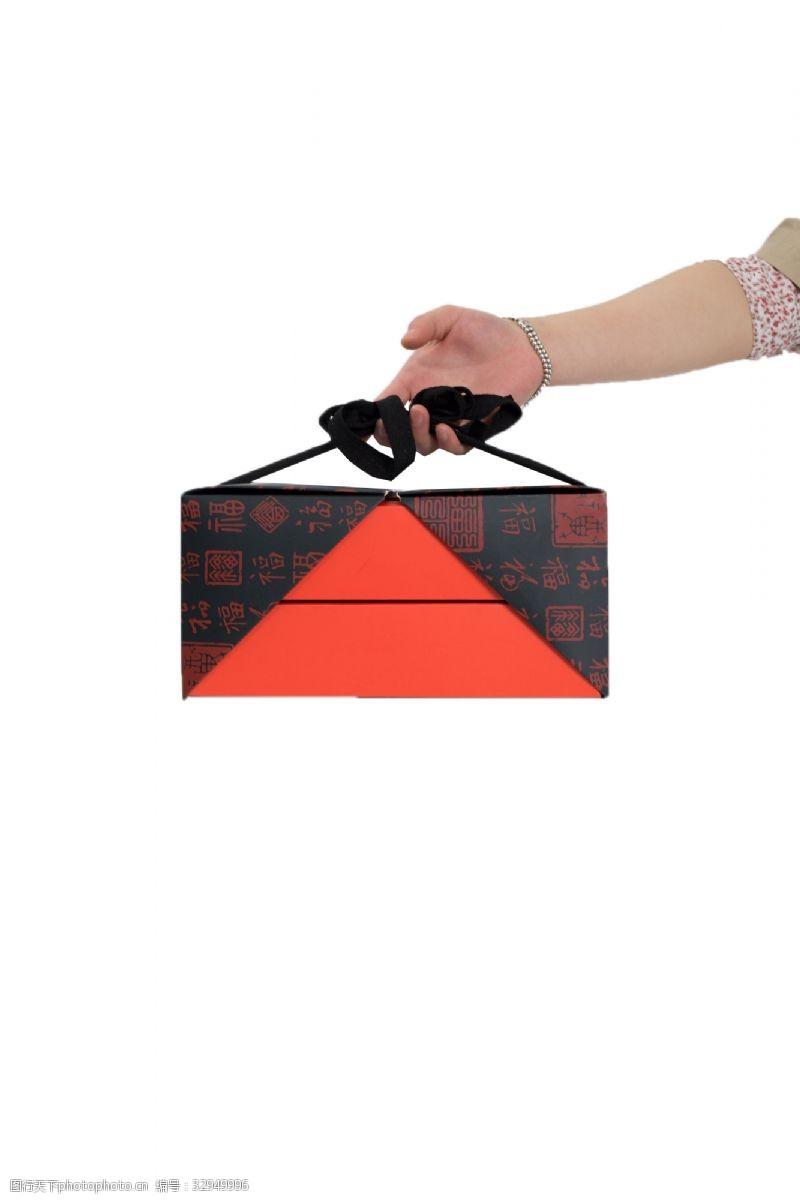 时尚经典节日礼盒简约礼物盒
