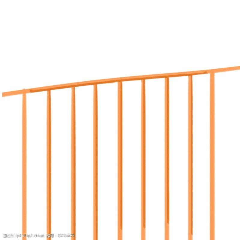 木质木头栏杆