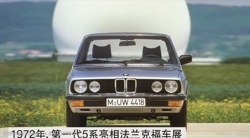 车的历程BMW宝马历史墙-10