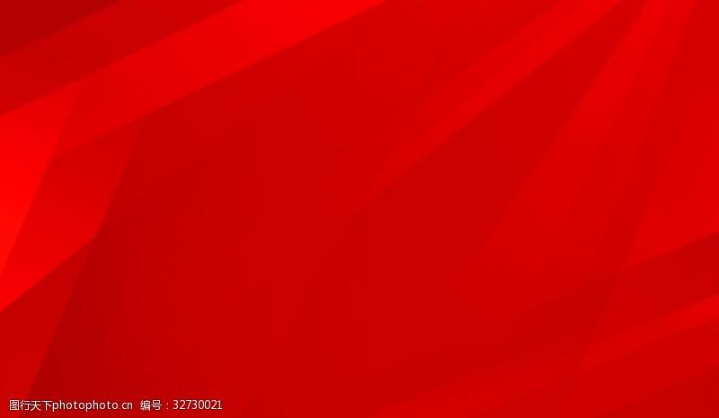 钻石切割红色几何背景