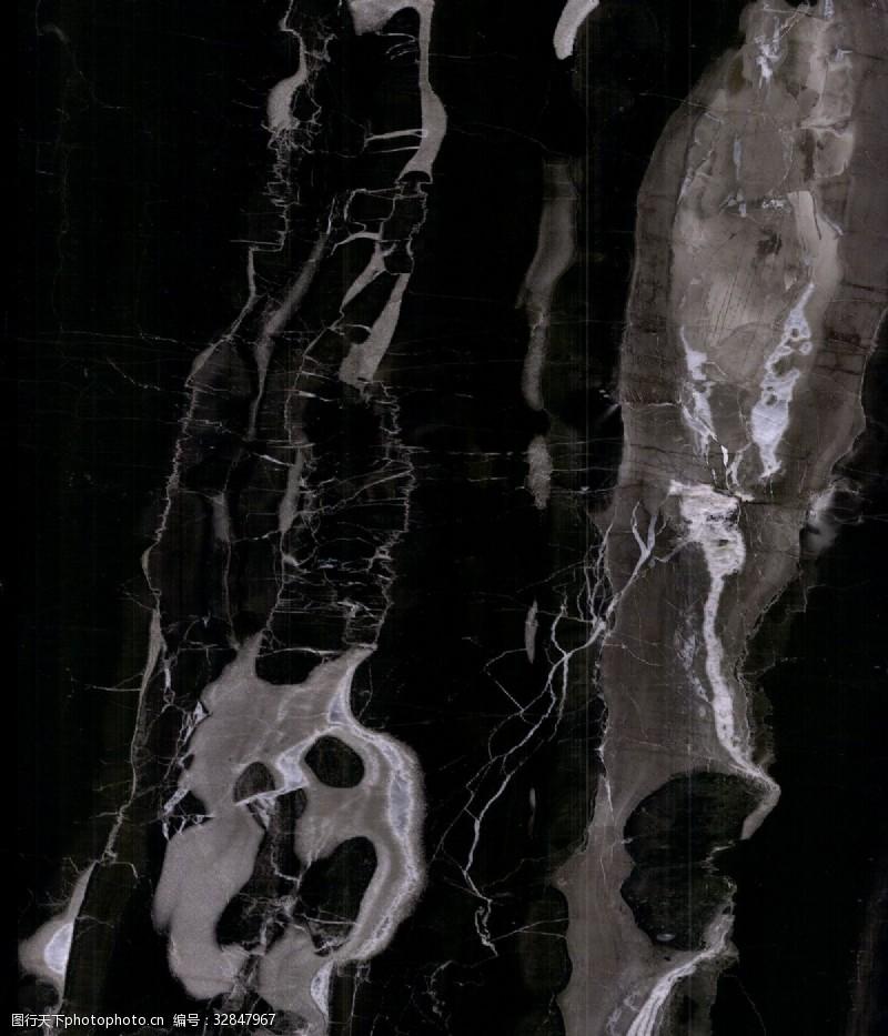 银白龙大理石贴图纹理素材