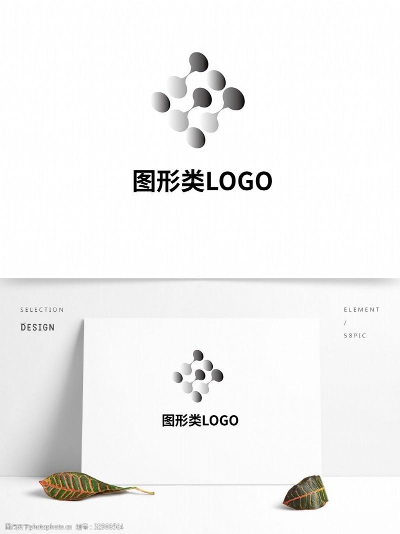 logo设计欣赏创意图形类LOGO设计