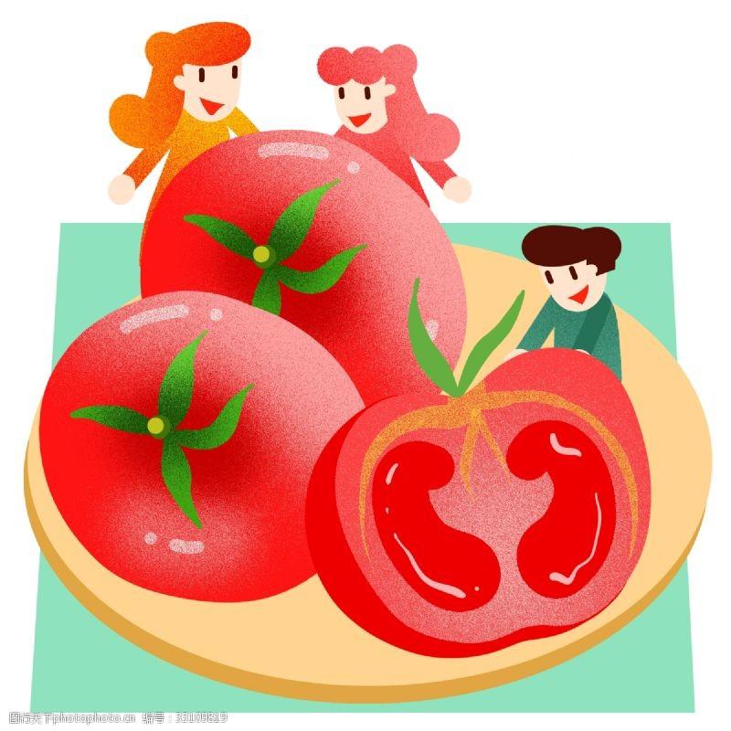 夏季蔬菜番茄