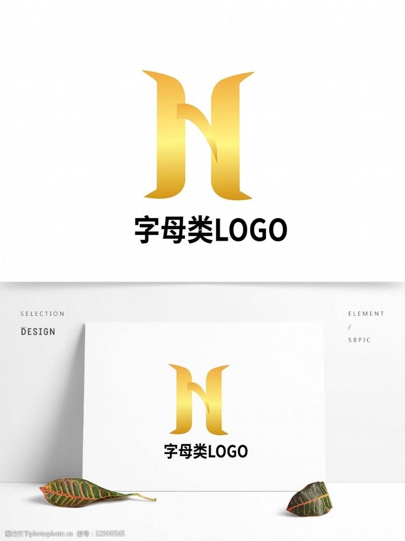 logo设计欣赏字母类LOGO设计