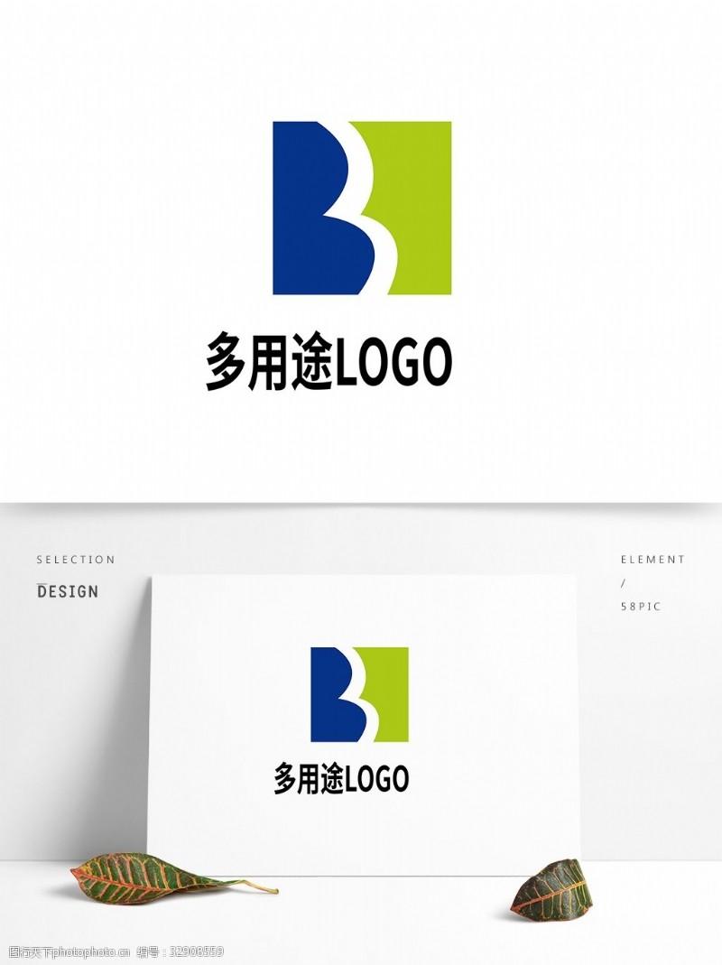 logo设计欣赏字母类LOGO设计创意