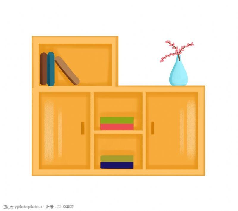 木质生活用品柜子